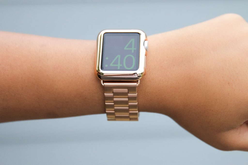 Apple Watch Rose Gold Band | Amazon Finds